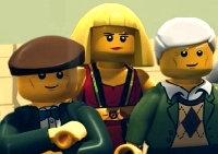 Лего Ниндзяго Мастера кружитцу