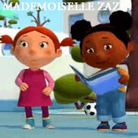 Мадемуазель Зази