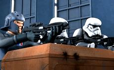 зоряні війни повстанці