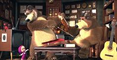 Маша и медведь 68 серия